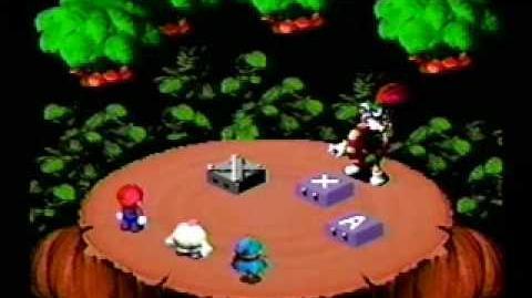 Super Mario RPG Boss Battle- Bowyer
