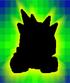 Cromo de Cleft Oscuro