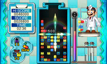 Dr.Mario-MiracleCure 3DS Test 001
