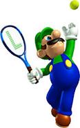 MTN64 Artwork Luigi