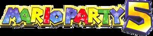 Mario Party 5 (logo)