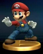 Mario Trofeo SSBB