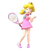 Peach-Tennis MTA