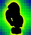 SPM Screenshot Dunkel-Bumerang-Bruder Fangkarte