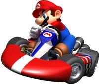 MKW Artwork Mario 2