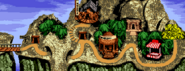 Monkey Mines - Overview - Donkey Kong Country (Color)