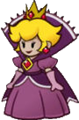 Shadow Queen possessing Peach