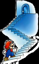 Subcon - SMB2 (Mario arrivant à Subcon)