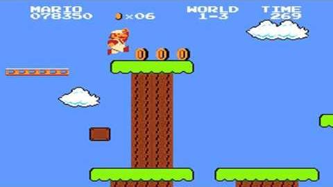 Super Mario Bros. - World 1-3
