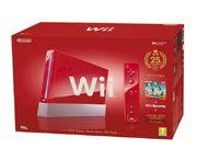 Wii Edición Especial de 25 Aniversario de Mario