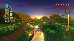 DKJRW Screenshot DK-Dschungel Dämmerung