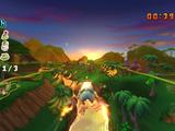 DK-Dschungel Dämmerung