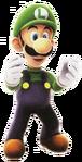 Luigi Artwork - Super Mario Galaxy 2