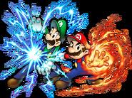 M&LSS BM Mario & Luigi