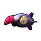 MKAGPDX Sprite Whisker Missile