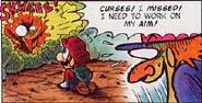 Mario vs. Wario Comic Radonkel