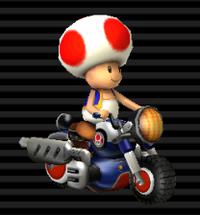 Mini-mob Toad