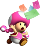 Toadette en MP6