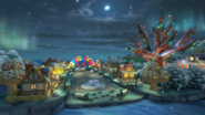 Animal Crossing - MK8 (hiver) 2