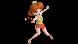 Daisy Voice Clips - Mario and Sonic at the Tokyo 2020 Olympic Games