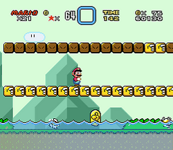 SMW Screenshot Mondo
