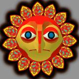 Злое солнце (в Super Mario Maker 2)