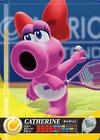 Carte amiibo Birdo tennis