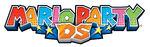 Mario Party DS - Logo