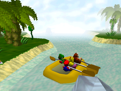 Paddle Battle (Mario Party)