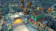 Animal Crossing - MK8 (hiver)