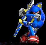 M&ST Metal Sonic