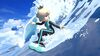 Rosalina Surfing