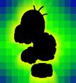 SPM Screenshot Dunkel-Knochen-Koopa Fangkarte
