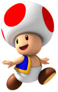 Toad (Red) MP8