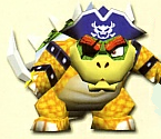 Art Bowser pirate MP2