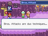 Bros. Attack