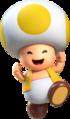 MKT Toad jaune