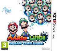 Mario und Luigi Dream Team Bros.
