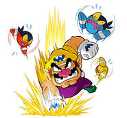 WLTSD Artwork Wario 4