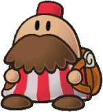 Charlieton (Paper Mario)