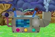 Puff Puff Machine