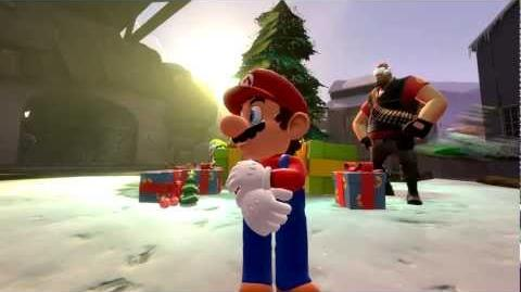 SFM - Christmas Mario Original Video