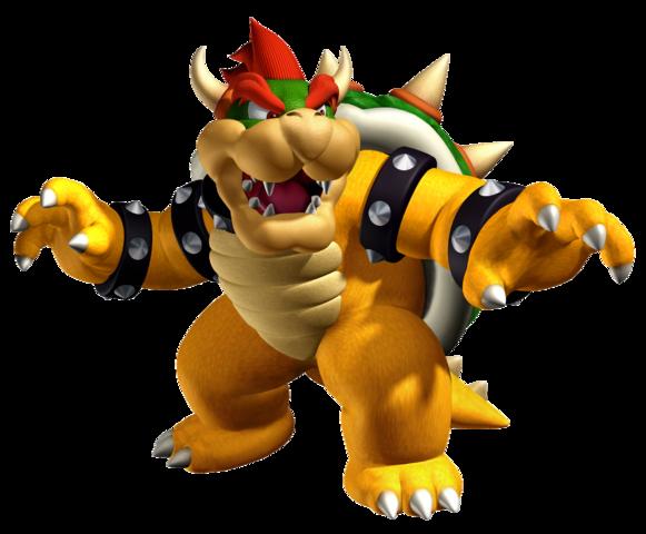 Bowser New Super Mario Bros Mariowiki Fandom