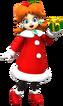 MKT Art Daisy (mère Noël)
