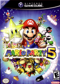 Mario Party 5 - NA Boxart