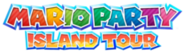 Mario Party Island Tour Logo