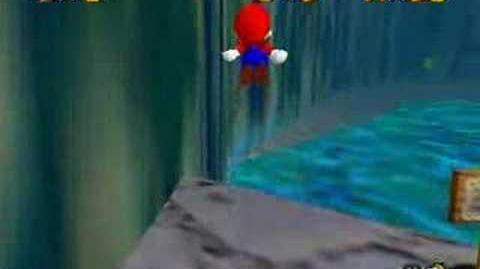 Super Mario 64 Walkthrough (Blast to the Stone Pillar)