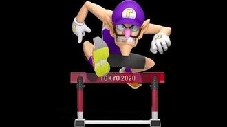 Waluigi Voice Clips - Mario and Sonic at the Tokyo 2020 Olympic Games