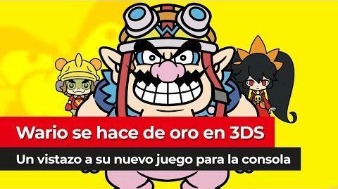 Wario Ware Gold para Nintendo 3DS Nintendo Direct 08 03 2018