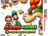 Mario & Luigi : Voyage au centre de Bowser + L'épopée de Bowser Jr./Galerie